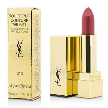 Yves Saint Laurent Rouge Pur Couture The Mats - # 216 Red Clash