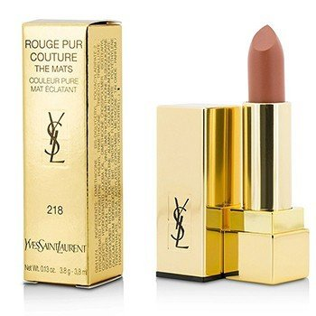 Yves Saint Laurent Rouge Pur Couture The Mats - # 218 Coral Remix
