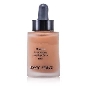 Giorgio Armani Maestro Fusion Make Up Foundation SPF 15 - # 5