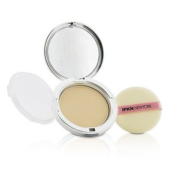 IPKN New York Moist Perfume Powder Pact - #21 (Nude Beige) (Sin Caja)