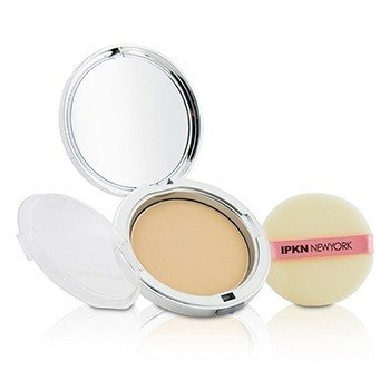 IPKN New York Moist Perfume Powder Pact - #23 (Natural Beige) (Sin Caja)