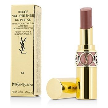 Yves Saint Laurent Rouge Volupte Shine Aceite En Barra - # 44 Nude Lavalliere