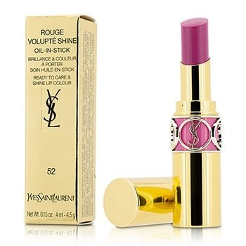 Yves Saint Laurent Rouge Volupte Shine Aceite En Barra - # 52 Trapeze Pink