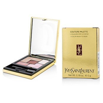 Yves Saint Laurent Couture Paleta (5 Colores Listos Para Usar) #07 Parisienne