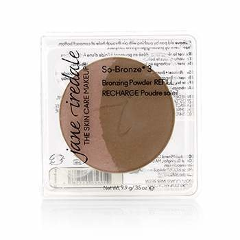 Jane Iredale So Bronze 3 Polvos Bronceadores Repuesto