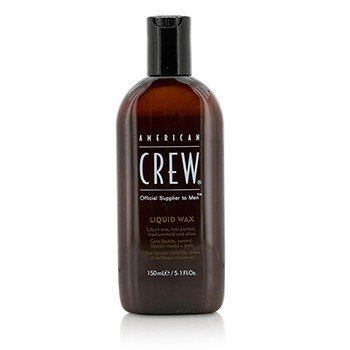 American Crew Men Liquid Wax (Hair Control, Medium Hold and Shine)