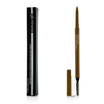 GloMinerals Micro Delineador de Cejas Preciso - Light Brown