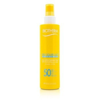Biotherm Spray Solaire Lacte Light Moisturizing Sun Spray SPF 50