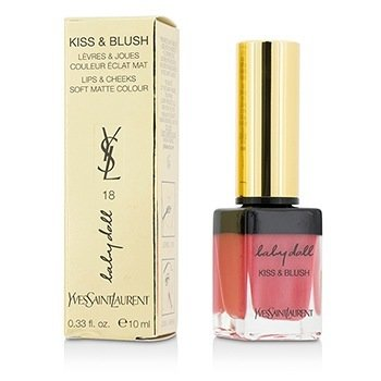 Yves Saint Laurent Baby Doll Kiss & Blush - # 18 Rose Provocant