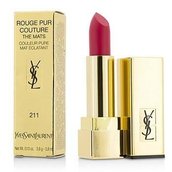 Yves Saint Laurent Rouge Pur Couture The Mats - # 211 Decadent Pink