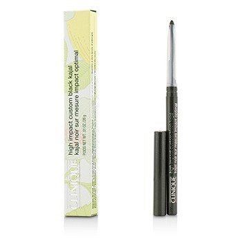 Clinique Kajal Negro de Alto Impacto - # 03 Blackned Green