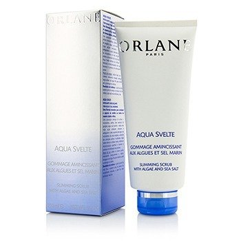 Orlane Aqua Svelte Slimming Scrub With Algae & Sea Salt