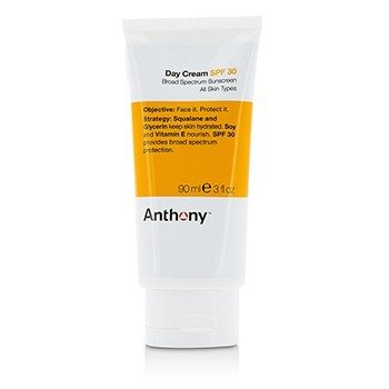 Anthony Logistics For Men Crema de Día SPF 30