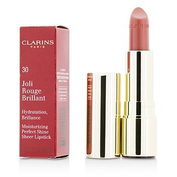 Clarins Joli Rouge Brillant (Pintalabios Hidratante Brillo Perfecto) - # 30 Soft Berry