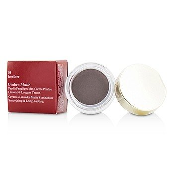 Clarins Ombre Sombra de Ojos Mate - #08 Heather