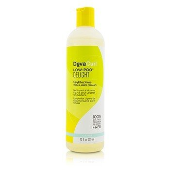 DevaCurl DevaCurl Low-Poo Delight Weightless Waves Mild Lather Cleanser (For Wavy Hair)