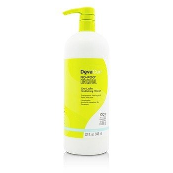 DevaCurl DevaCurl No-Poo Original Zero Lather Conditioning Cleanser (For Curly Hair)