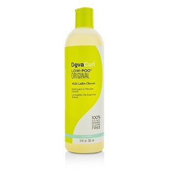 DevaCurl DevaCurl Low-Poo Original Mild Lather Cleanser (For Curly Hair)