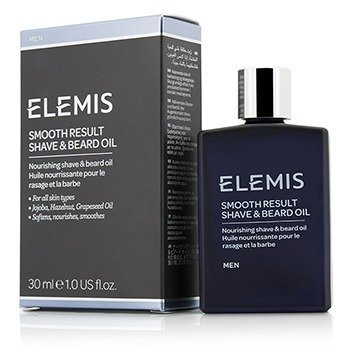 Elemis Smooth Result Aceite de Afeitar & de Barba