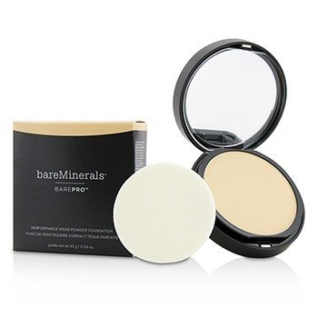 BareMinerals BarePro Performance Wear Base en Polvo - # 03 Champagne