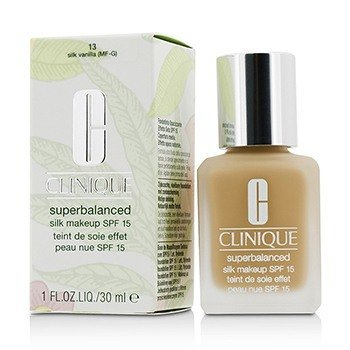 Clinique Superbalanced Maquillaje Sedoso SPF 15 - # 13 Silk Vanilla (MF-G)