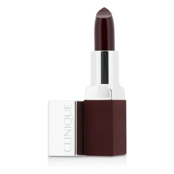 Clinique Pop Matte Color de Labios + Primer - # 08 Bold Pop