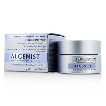 Algenist Sublime Defense Hidratante Borrador Anti Envejecimiento SPF 30