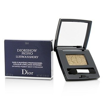 Christian Dior Diorshow Mono Lustrous Smoky Saturated Pigment Smoky Sombra de Ojos - # 564 Fire