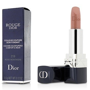 Christian Dior Rouge Dior Couture Colour Comfort & Wear Pintalabios - # 219 Rose Montaigne