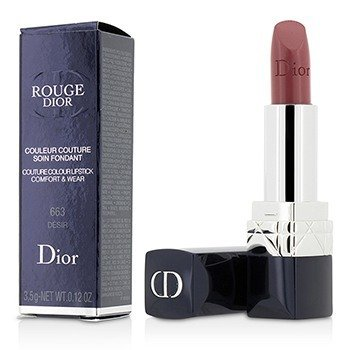 Christian Dior Rouge Dior Couture Colour Comfort & Wear Pintalabios - # 663 Desir