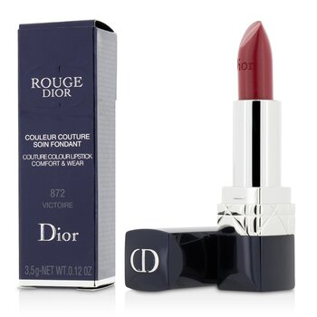 Christian Dior Rouge Dior Couture Colour Comfort & Wear Pintalabios - # 872 Victoire