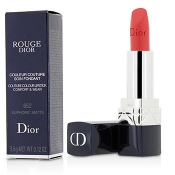 Christian Dior Rouge Dior Couture Colour Comfort & Wear Pintalabios Mate - # 652 Euphoric Matte