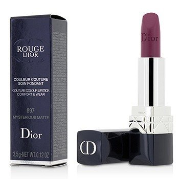 Christian Dior Rouge Dior Couture Colour Comfort & Wear Pintalabios Mate - # 897 Mysterious Matte