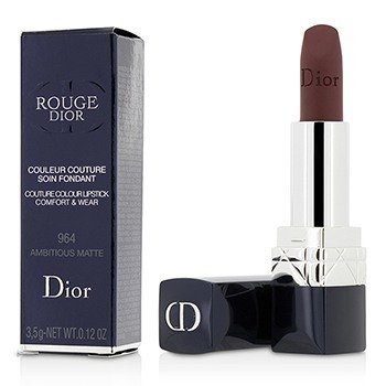 Christian Dior Rouge Dior Couture Colour Comfort & Wear Pintalabios Mate - # 964 Ambitious Matte