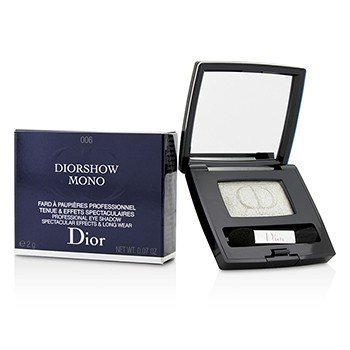 Christian Dior Diorshow Mono Professional Spectacular Effects & Long Wear Sombra de Ojos - # 006 Infinity