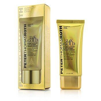 Peter Thomas Roth 24K Gold Pure Luxury Crema Prisma Levanta & Reafirma