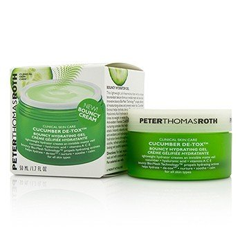 Peter Thomas Roth Cucumber De-Tox Bouncy Gel Hidratante
