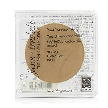 Jane Iredale PurePressed Base Base Mineral Repuesto SPF 20 - Light Beige