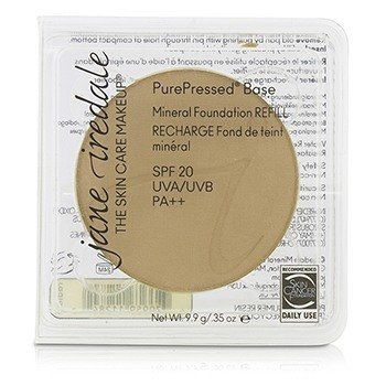 Jane Iredale PurePressed Base Base Mineral Repuesto SPF 20 - Radiant