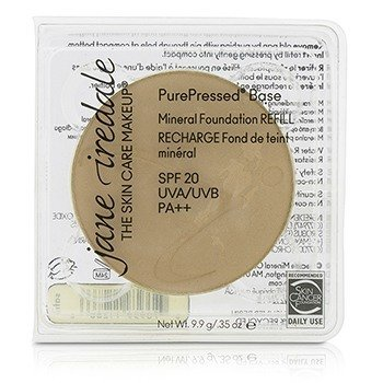 Jane Iredale PurePressed Base Base Mineral Repuesto SPF 20 - Satin