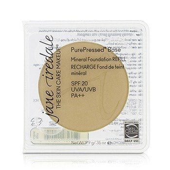 Jane Iredale PurePressed Base Base Mineral Repuesto SPF 20 - Warm Silk