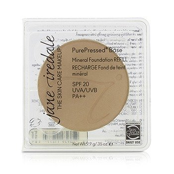 PurePressed Base Mineral Foundation Refill SPF 20 - Honey Bronze