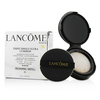Lancome Teint Idole Ultra Cushion Cojín Compacto Líquido SPF 50 Refill - # 02 Beige Rose