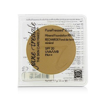 Jane Iredale PurePressed Base Base Mineral Repuesto SPF 20 - Caramel