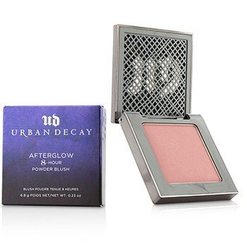 Urban Decay Afterglow 8 Hour Polvo Rubor - Fetish (Medium Pink Nude)