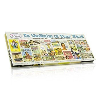 TheBalm In TheBalm Of Your Hand Paleta
