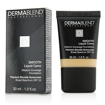 Dermablend Smooth Liquid Camo Base SPF 25 (Cobertura Media) - Natural (25N)