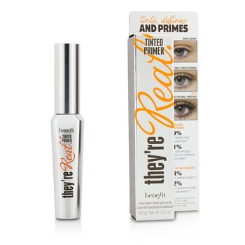 Benefit Theyre Real Primer de Pestañas con Tinte - Mink Brown