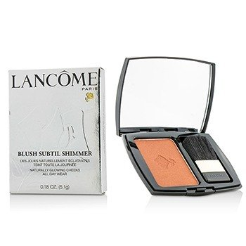 Lancome Rubor Brillo Sutil - No. 183 Shimmer Sunset Seduction (Versión US)