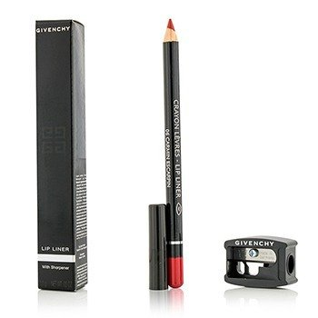 Givenchy Lip Liner (With Sharpener) - # 06 Carmin Escarpin